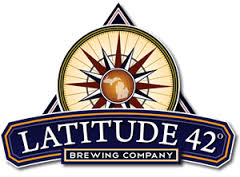 Latitude 42 Brewing Company in Hastings MI at Seasonal Grille
